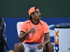 Nick Kyrgios Fined For Bringing Tennis To Disrepute in Shanghai Masters