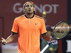 Nick Kyrgios Eyes More Time Off From Tennis in 2017