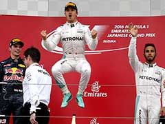 Nico Rosberg Wins, Lewis Hamilton Third in Japan