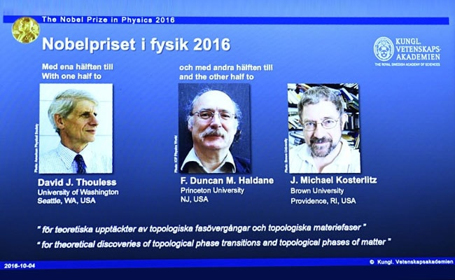 nobel prize research paper Two pioneers of stem cell research have shared the nobel prize for medicine or physiology, for experiments 40 years apart.
