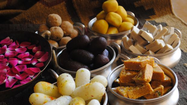 Diwali Sweets: A Mouth...