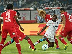 ISL: NorthEast United Face Chennaiyin FC With Eye on Increasing Lead on Top