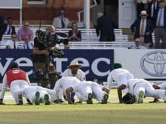 Misbah-ul-Haq Defends Pakistan Cricket Team's Celebratory Press-Ups