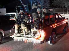 Over 40 Killed, Dozens Hurt In Attack On Police Academy In Pak's Quetta