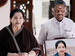 Jayalalithaa's Regular Understudy Panneerselvam Gets Her Ministries, 'On Her Advice'