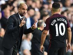 Pep Guardiola Ready to Unleash Sergio Aguero Against Liverpool