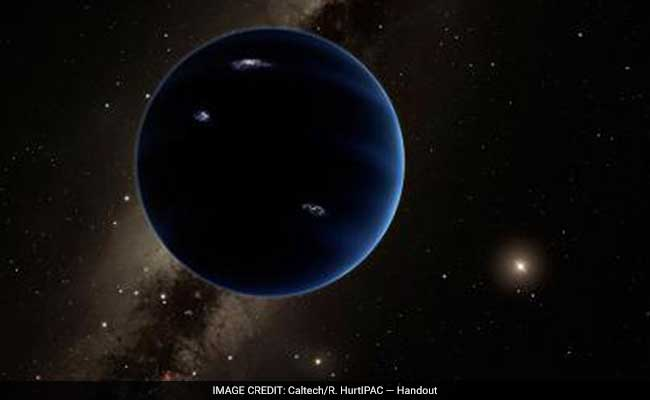 The Mysterious 'Planet Nine' Might Be Causing The Whole Solar System To Wobble