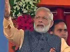 Army Doesn't Speak, It Acts, Says PM Modi In Bhopal