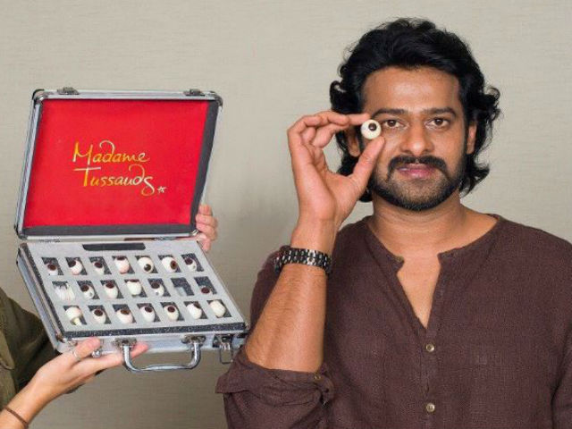 Baahubali 2's Prabhas To Get Wax Statue In Amarendra Mould