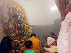 President Pranab Mukherjee Urges Nation To Follow Moral Path On Dussehra Eve