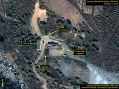 Satellite Images Show Activity At North Korea Nuclear Test Site: Report
