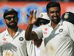 Ravichandran Ashwin Reclaims No. 1 Spot In ICC Test Rankings For Bowlers