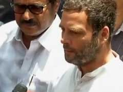 Rahul Gandhi Visits Chennai Hospital, Says Jayalalithaa 'Recovering Well'