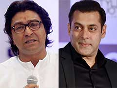 Friendship With Salman Khan Not Above State, Country: Raj Thackeray