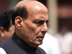 Cyclone Vardah: Home Minister Rajnath Singh Reviews Relief Operations