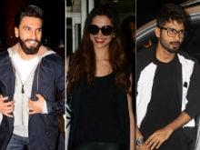 Confirmed: Deepika Padukone's Padmavati Stars Shahid Kapoor, Ranveer Singh