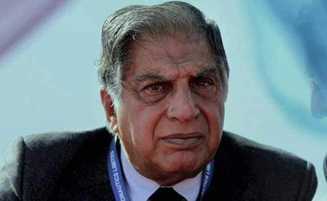 Intolerance 'A Curse We Are Seeing Of Late&#039: Ratan Tata
