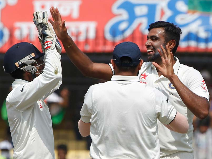 India whitewashes New Zealand; Ashwin gets seven