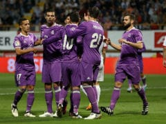 Real Madrid Run Riot in 7-1 Copa del Rey Romp