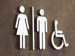 Barack Obama Signs Law Mandating US Male Toilets To Have Baby Change Facility