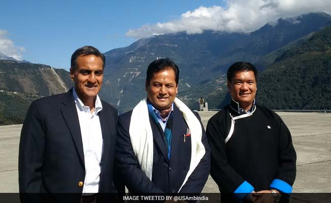 Opinion: China Objection To US Ambassador's Arunachal Trip Is Good News For India