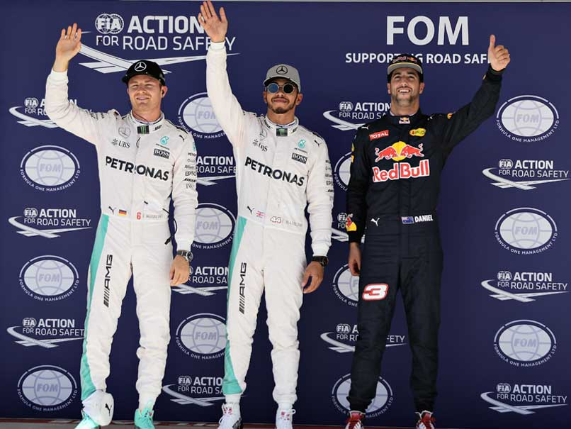 Lewis Hamilton Powers to Pole at United States Grand Prix