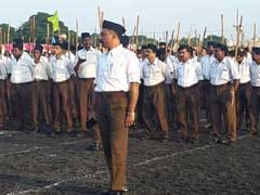 RSS Says Goodbye To Iconic Khaki Shorts, Switches To Trousers