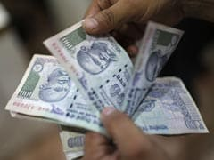 Rupee Ends Lower At 66.63 Against Dollar