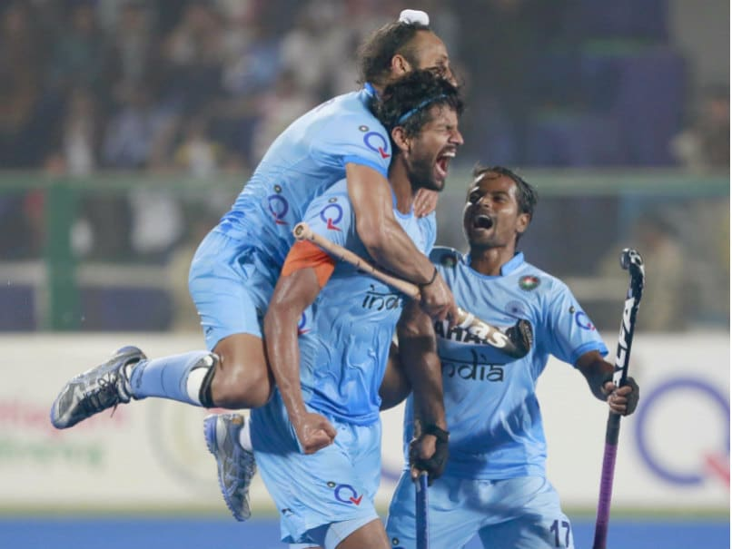India Stage Brilliant Fightback To Beat Pakistan 3-2 in Asian CT Hockey