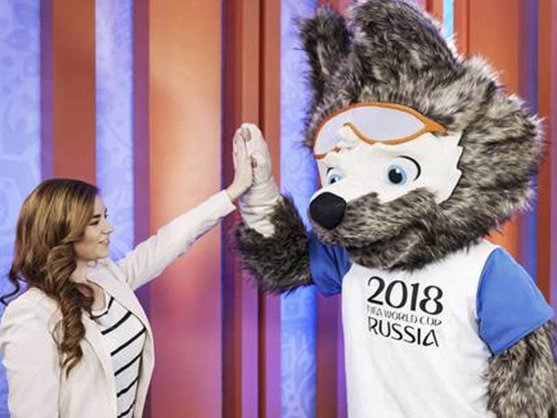 Russia Choose Wolf as 2018 World Cup Mascot