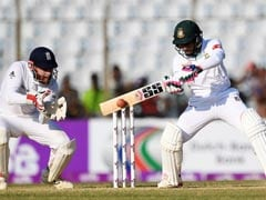 1st Test: Bangladesh, England Set up Thrilling Final Day in Chittagong