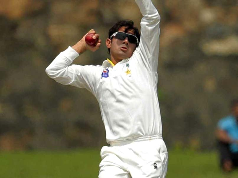 Pakistan's Saeed Ajmal Says he Deserves Another Shot at International Cri