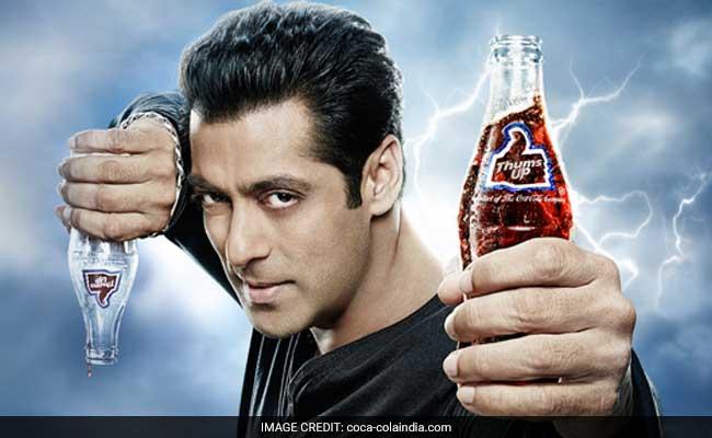 Coca Cola drops Salman Khan as brand ambassador for Thums Up