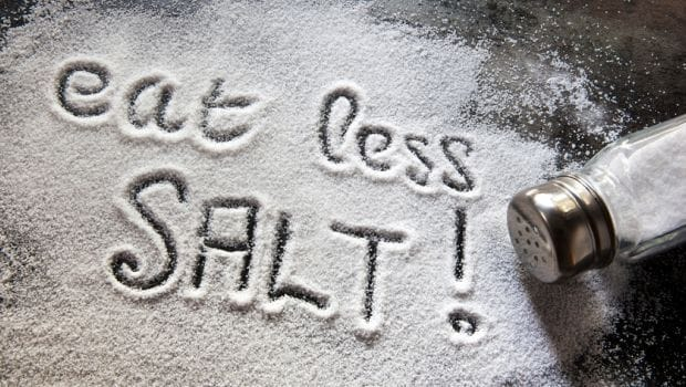 More Evidence Links High Sodium Intake to Risk of Death