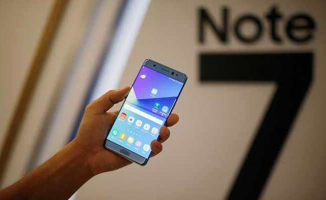 Samsung Note 7 devices were overheating and catching fire even after a recall.