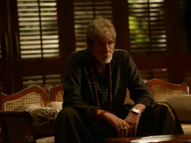 Amitabh Bachchan Arrives on Sarkar 3 Sets. See Pics Here