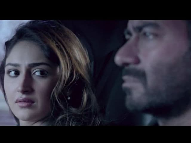 Sayyeshaa Saigal Is The Star Of Ajay Devgn's Shivaay Teaser