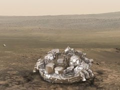 Images Indicate European Mars Lander Destroyed: Space Agency