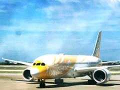 Singaporean Airline Scoot Starts Jaipur Flights