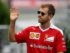 Sebastian Vettel Denies Rift With Ferrari Chief