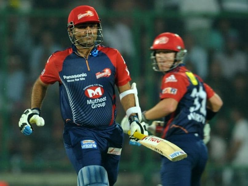Virender Sehwag Salutes 'Legend' David Warner on His 30th Birthday