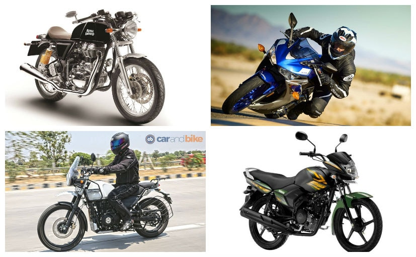 Two-Wheeler Manufacturers See Contrasting Fortunes In December, 2016