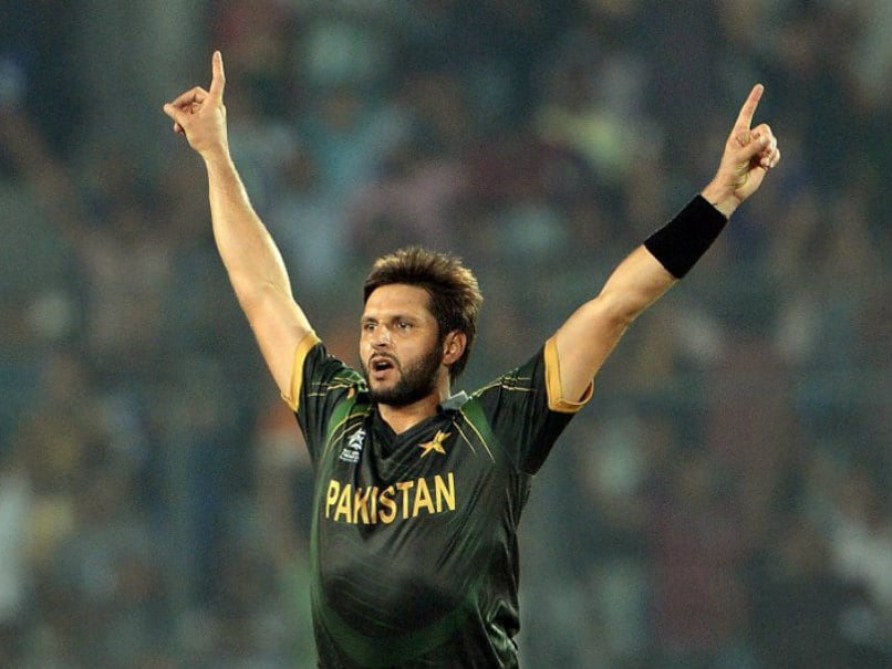 Afridi Not Part of PCB's Future Plans? Dropped Central Contract List