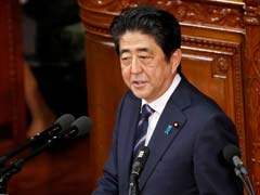 Japan's Shinzo Abe Departs For Visit To Pearl Harbour