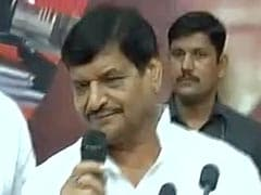 Sacked UP Minister Shivpal Yadav Says Ram Gopal Expelled From Party
