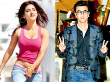 Shruti Haasan Responds to Rumours of a Link-Up With Ranbir Kapoor