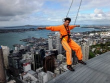 Siddharth Malhotra Escapes to New Zealand For Some Me Time