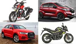 Festive Season 2016: Special Edition Cars And Bikes