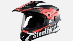 Steelbird Launches SB 42 Bang Airborne Helmet Range