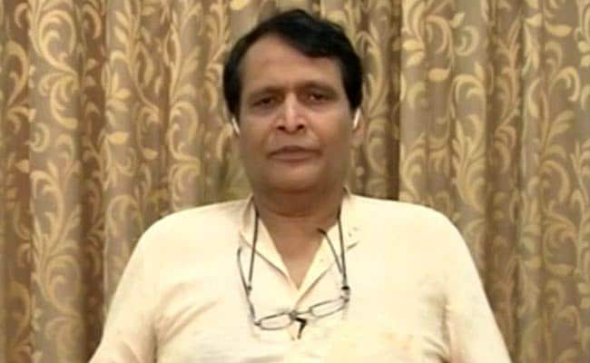Artists, Students To Help Beautify Railway Stations, Says Suresh Prabhu